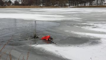heikot jäät hukkuminen pelastautuminen