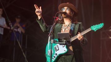 sean lennon lavalla Voodoo Music and Arts Experience, New Orleans, Lousiana, USA - 29 Oct 2016