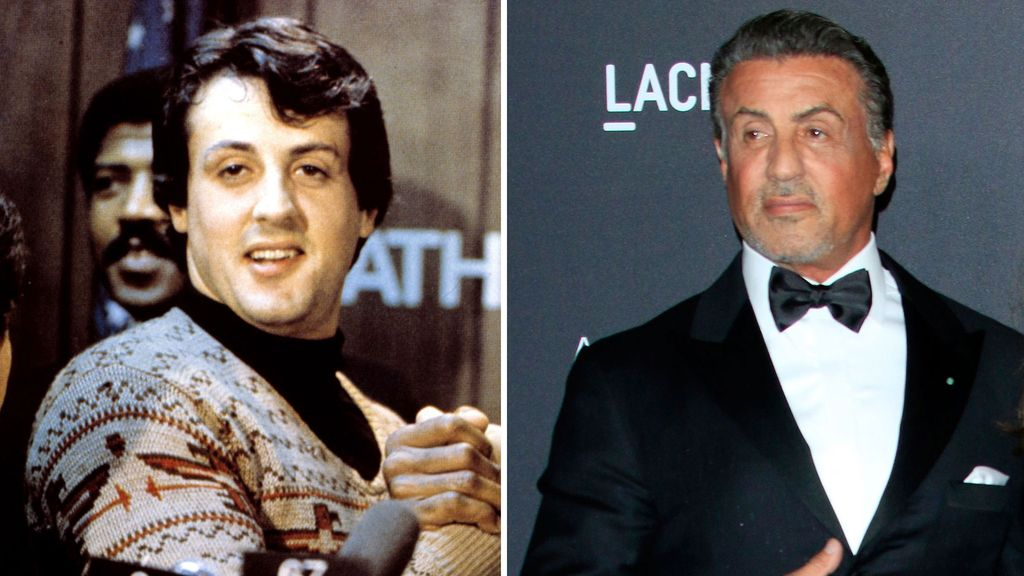 Sylvester Stallone Elokuvat