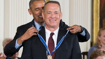 Tom hanks ja Obama