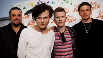 The Rasmus 2012
