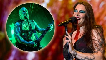 Floor Jansen vs Slayer marraskuu 2016