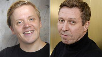 Pekka Kuusisto ja Martti Suosalo