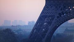 Pariisin ilmanlaatu huonoin kymmeneen vuoteen