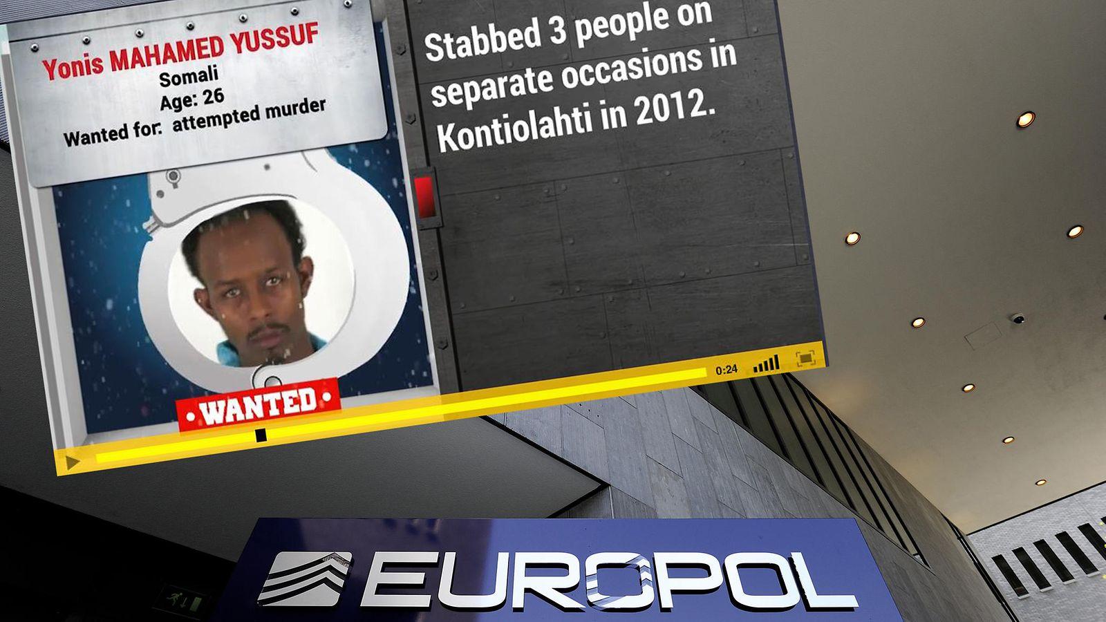 Suomen Etsityimmät Rikolliset