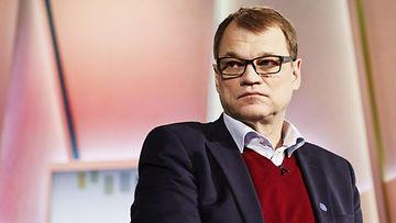 Sipilä Juha Ykkösaamussa 10.12.2016
