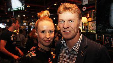 Heidi ja Toni Nieminen 8.9.2016