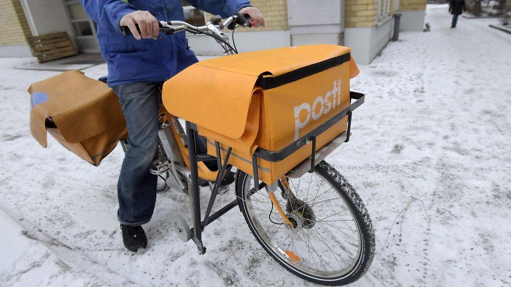 Posti Liikevaihto