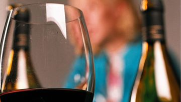 alkoholi joulu viini