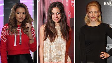 Sara Chafak, Manuela Bosco, Laura Birn