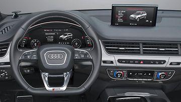 audi sq7 interior rightware