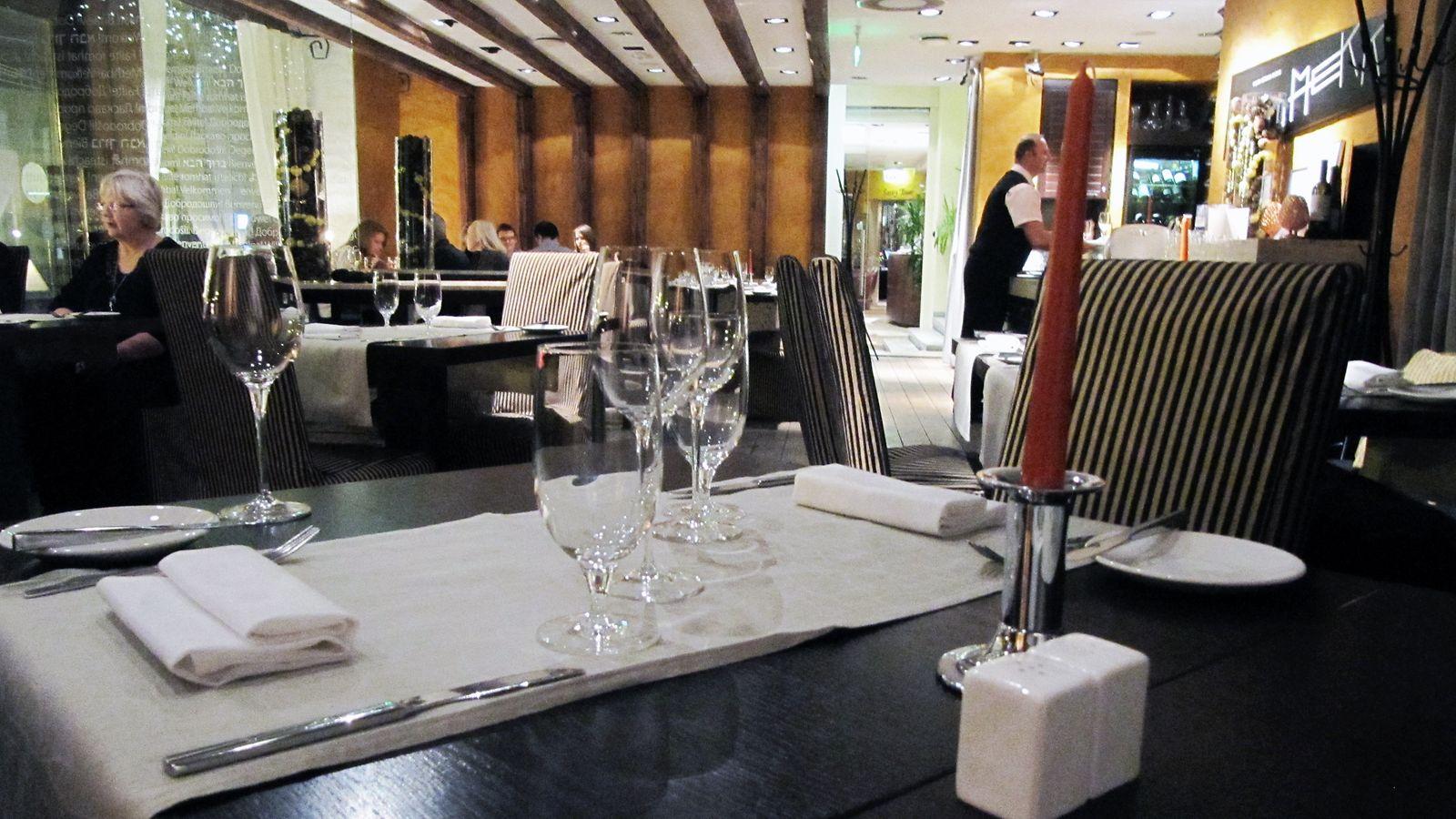 ravintola tallinna hieronta