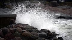 Lounaisilla merialueilla mahdollisesti vaarallista tuulta