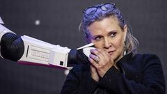 Carrie Fisher 16.12.2016
