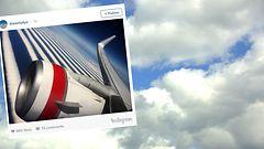Lentäjä kuvasi harvinaisen näyn – suoriin riveihin järjestäytyneet pilvet hämmästyttävät