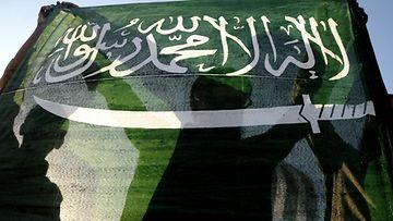 saudi-arabia lippu