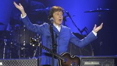 Paul McCartney Hartwall Arena 12.12.2011 2