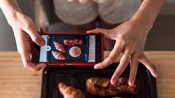 iphone valokuvaus mobiili leipominen vinkit