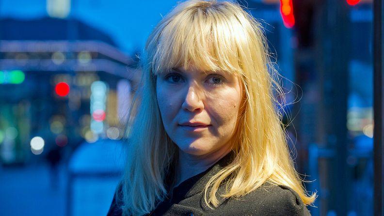 Astrid Swan Helsingissä 2013
