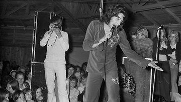 Kirka Rajamäellä 11. heinäkuuta 1971