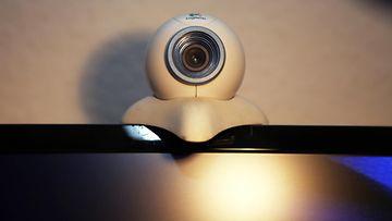 Nettikamera webcam webbikamera