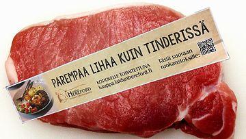 Liha tinder parempaa lihaa kuin tinderissä