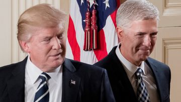 Neil Gorsuch usa tuomari trump