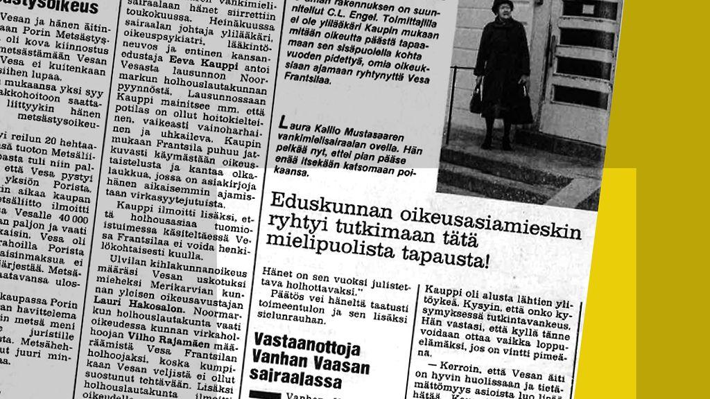 Pakkohoito Suomessa