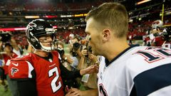 Matt Ryan Tom Brady