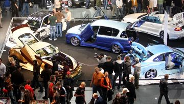 tuning xtreme car show