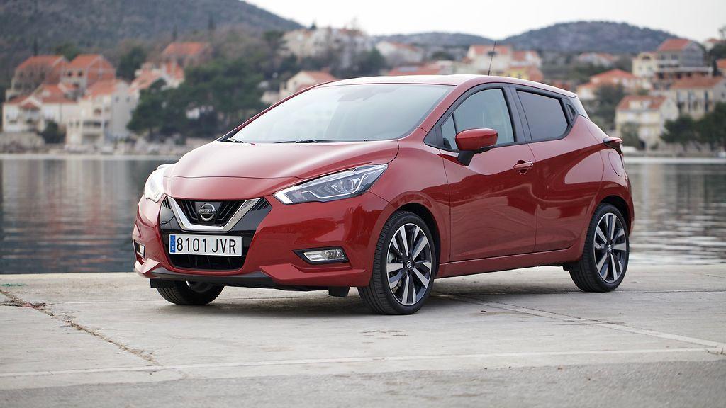 Nissan Micra 2018 >> Koeajossa Taysin Uusi Nissan Micra Vain Nimi Muistuttaa