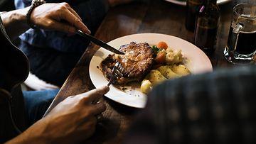 Ravintola ruoka