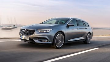Opel Insignia Sports Tourer 7