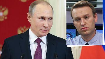 Putin Navalnyi