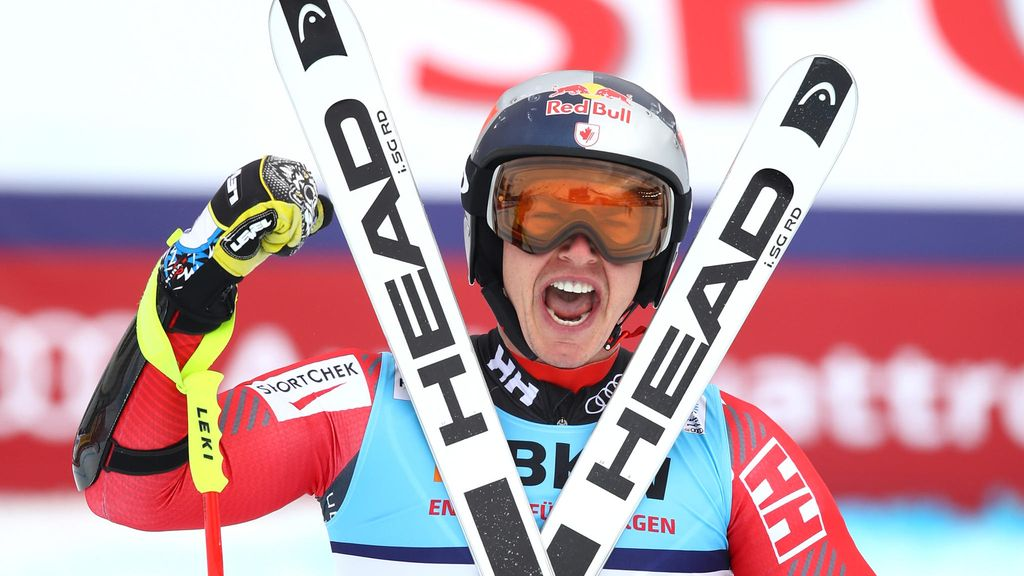 Alppihiihdon MM-kultayllättäjä on kaikkien aikojen vanhin mestari - Alppihiihto - Hiihtolajit ...