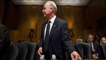 Tom Price terveysministeri usa