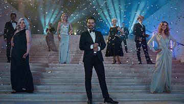 Tanssii Tähtien Kanssa 2017 ryhmäkuva