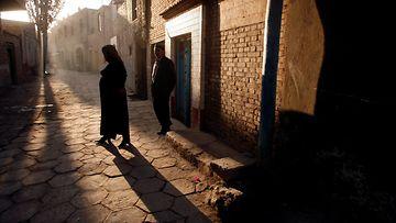 kiina uiguuri xingjiang