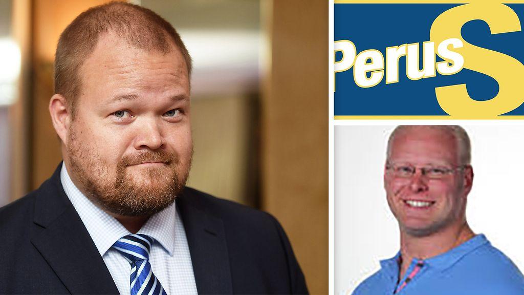 Janne Pesonen Kokoomus