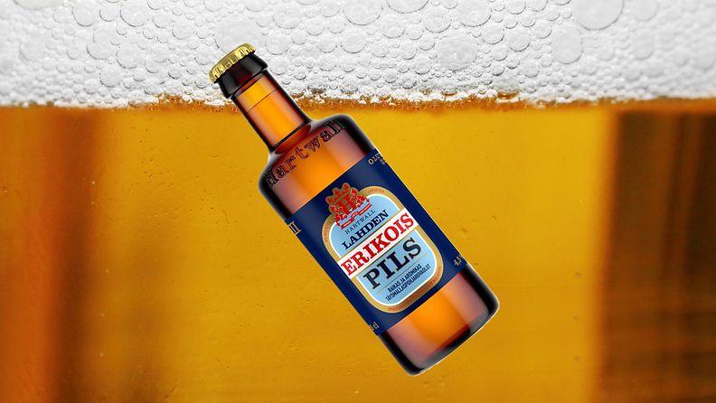 Lahden Erikois olut Hartwall