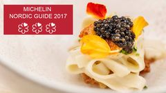 Michelin Nordic Guide 2017