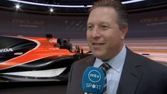 Zak Brown 2017