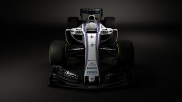 Williams FW40 2017 (1)