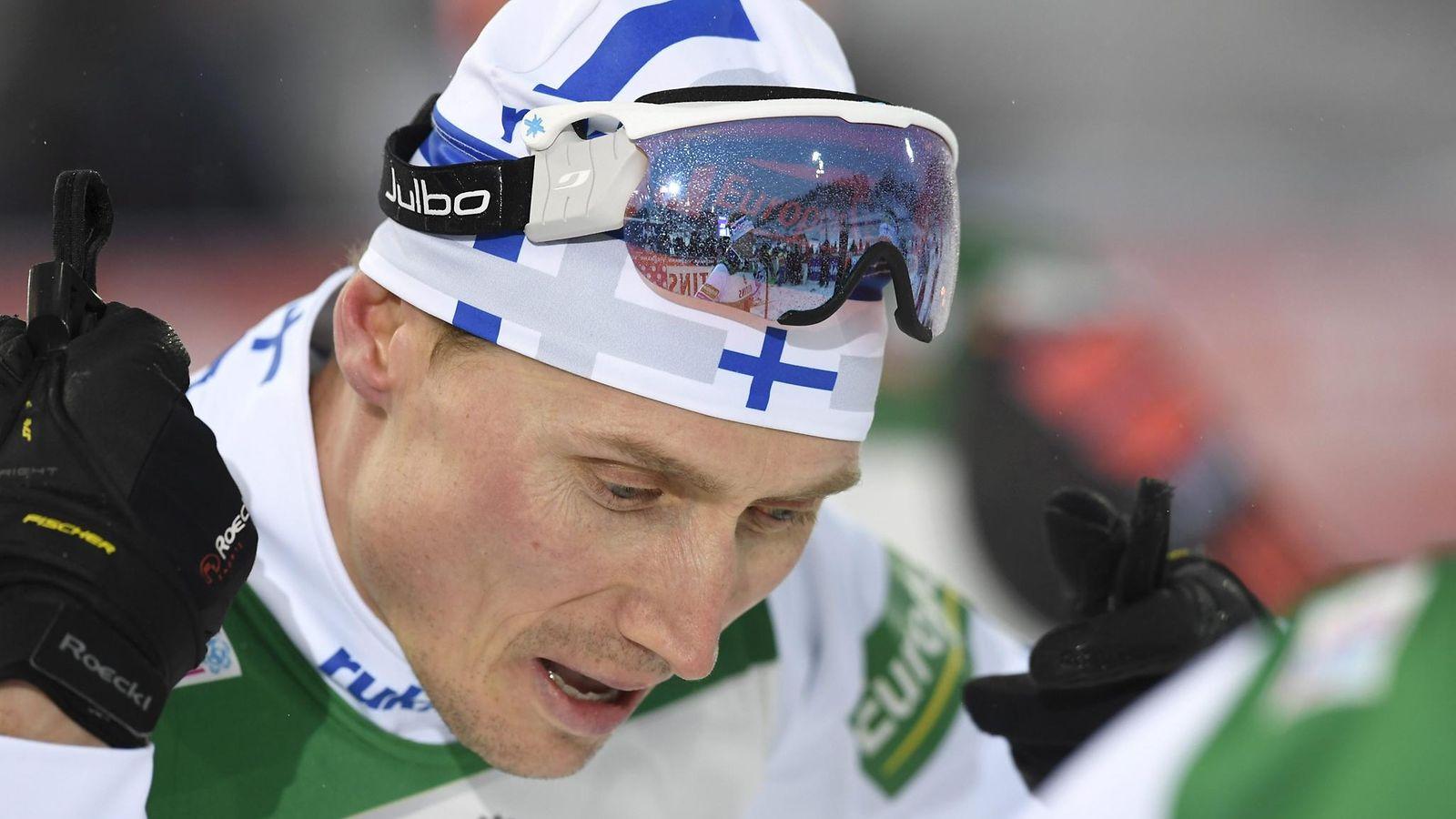 """Hannu Manninen jatkaa olympialaisiin – """"Hampaankoloon jäi ..."""