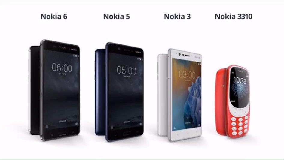 Nokia Uudet Puhelimet