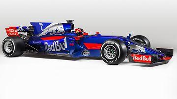 Toro Rosso, 2017, auto, STR12