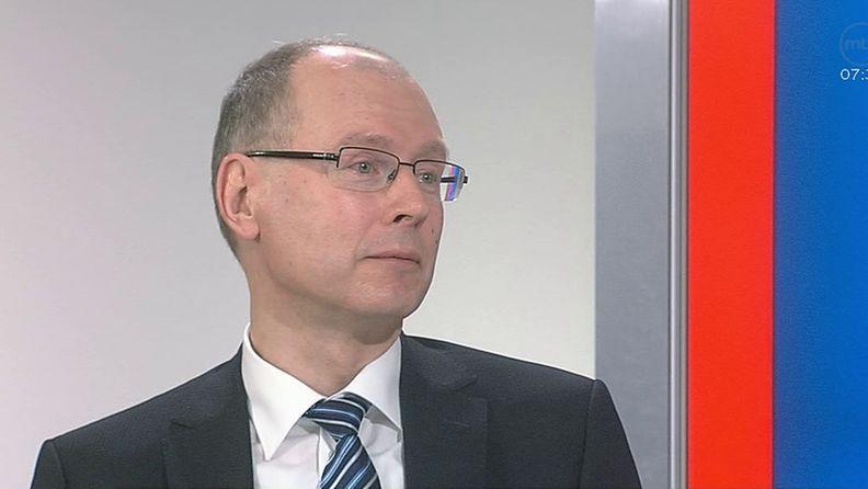 Oikeusministeriö vaalijohtaja Arto Jääskeläinen