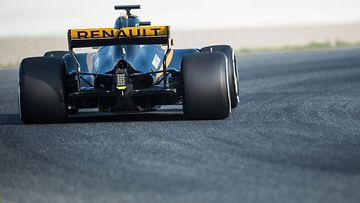 Nico Hülkenberg, Renault