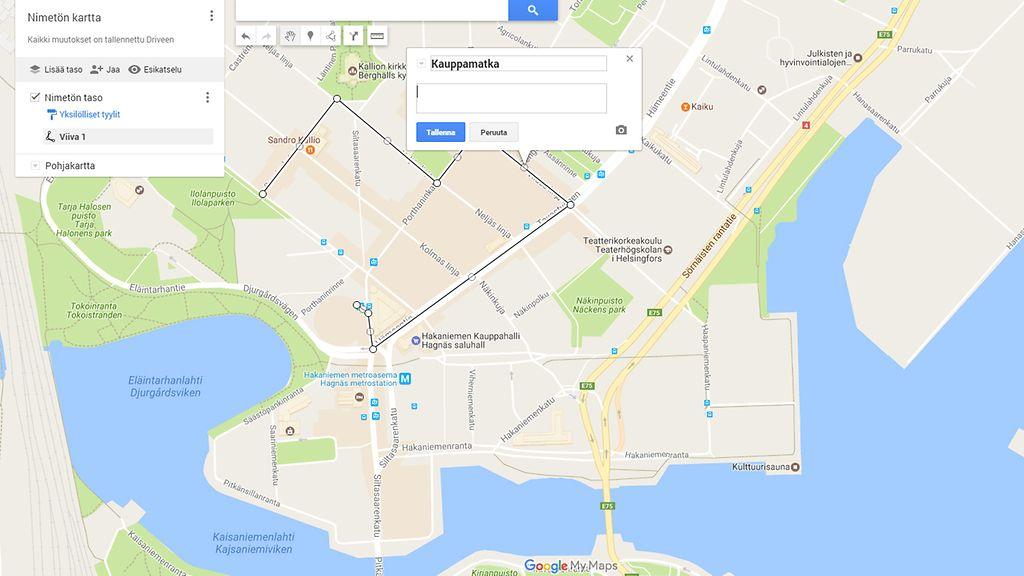 Tiesitko Tata Googlen Karttapalvelusta Voit Kurkistaa Jopa