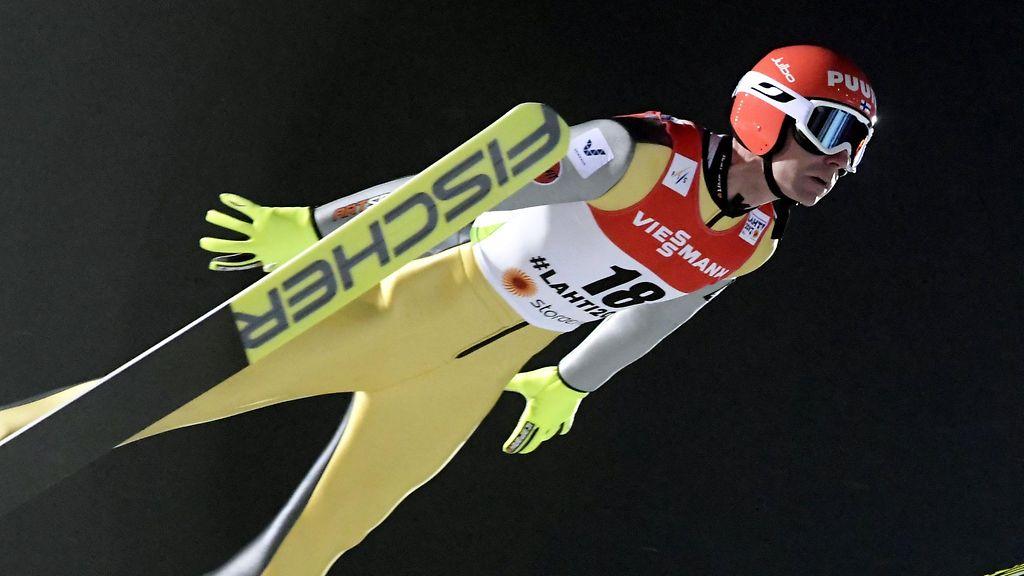 Kuningaskotka Janne Ahonen jatkaa mäkihyppymaajoukkueessa ... d754ed3425